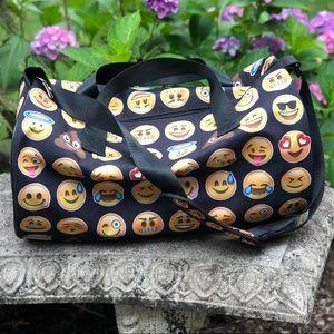 Emoji Duffle Bag